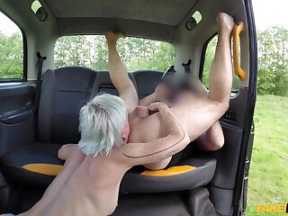 Fake taxi hardcore affair on every side a dominant woman
