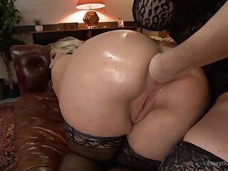 A remarkable lesbian fist fucking anal scene back dirty XXX